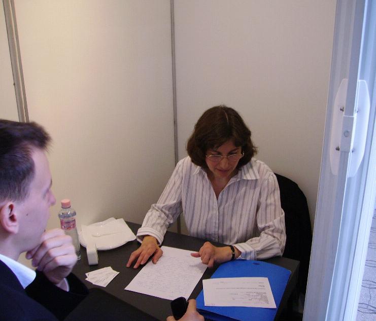BME Állásbörze 2009 ősz (Grafológiai Intézet)